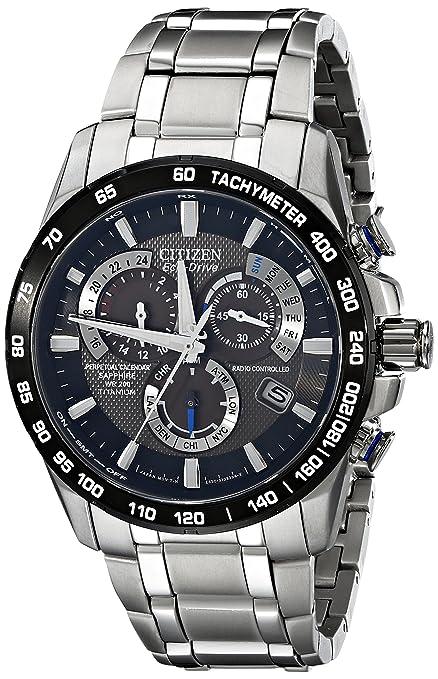 0cb3ec6d480 Citizen Eco-Drive Men s AT4010-50E Titanium Perpetual Chrono A-T Watch