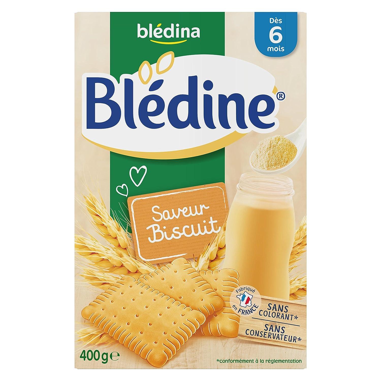 Blédina Blédine Saveur Biscuit 2, 40 kg - Pack de 6 BLEDINA 3041091339928