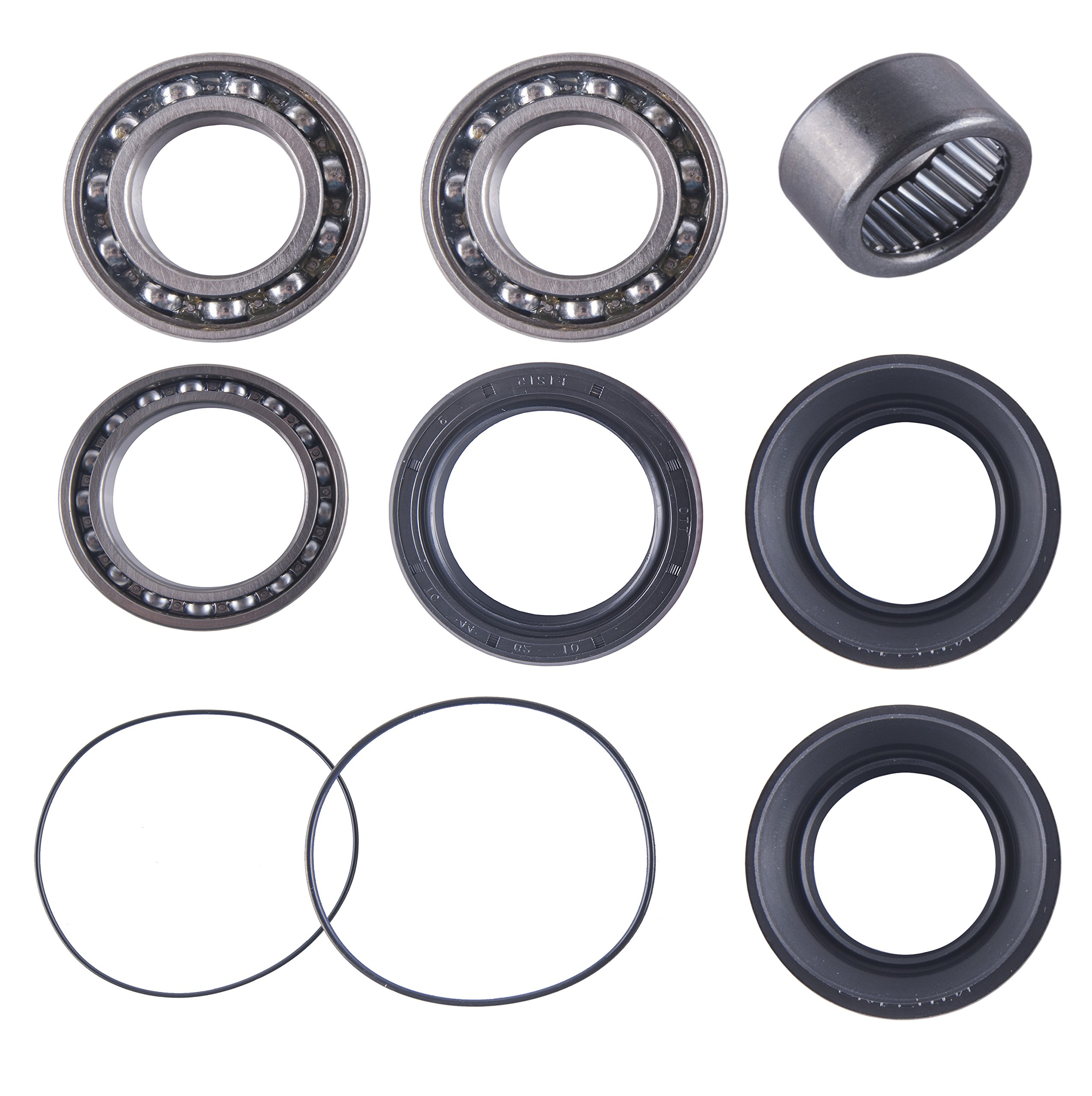 Yamaha 350/450 Grizzly front differential bearing & seal kit 2007 2008-2014 by East Lake Axle