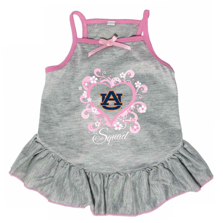 Hunter 4237-40-3300 NCAA Auburn Too Cute Pet Dress, Medium