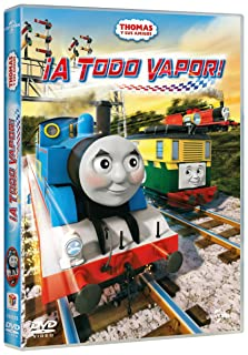 Thomas And Friends 4: A Todo Vapor [DVD]