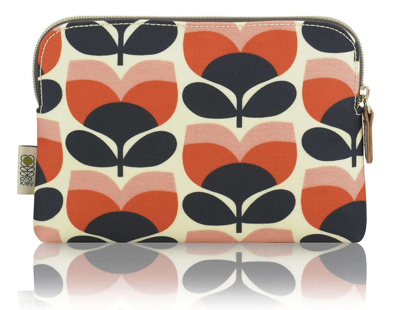 Orla Kiely Flower Stripe Cosmetic Bag KMI Brands Ltd OKWBG6953A
