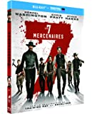 Les 7 mercenaires [Blu-ray + Copie digitale] [Import italien]