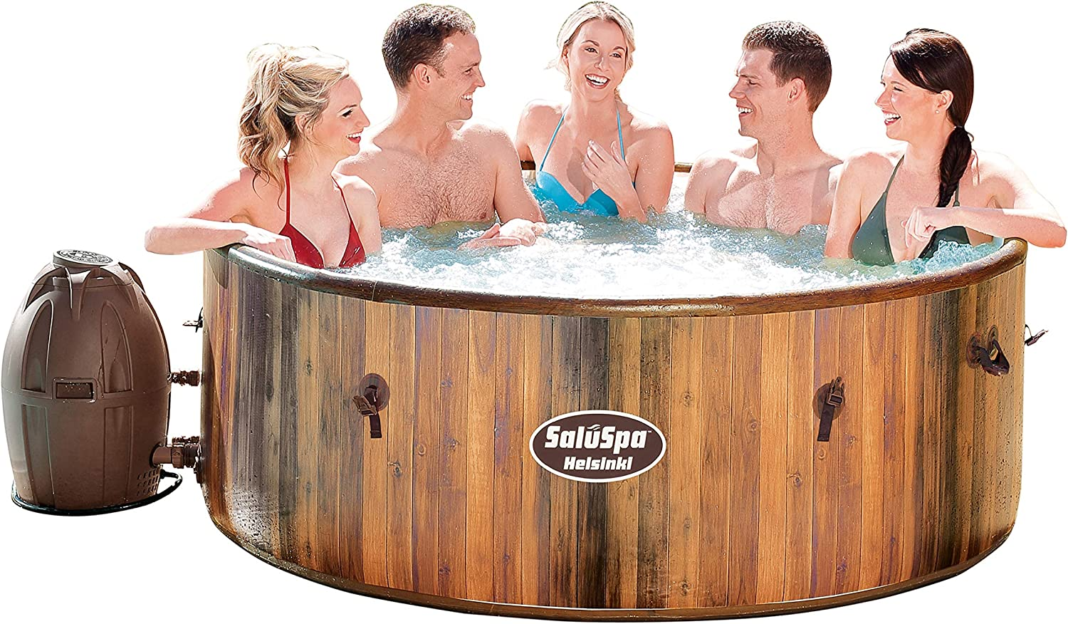 Best 4 Season Inflatable Hot tub