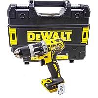 DeWalt DSD796NT Perceuse-visseuse à percussion sans fil sur batterie (460W, 18V, lampe de travail à LED, technologie de moteur sans balais (brushless), boîtier 2vitesses en métal plein, 15niveaux de réglage du couple)