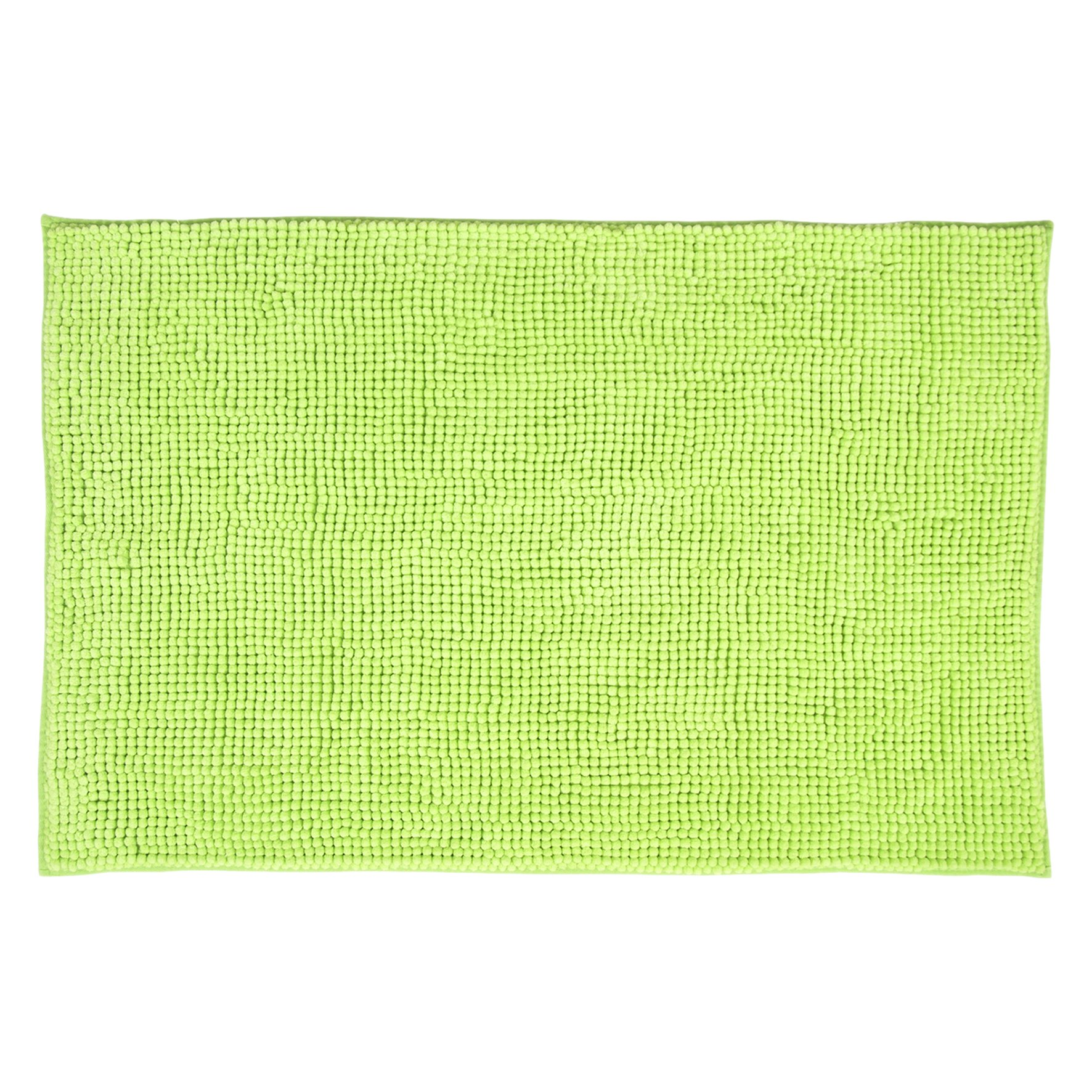DIFFERNZ 31.102.90Candore Bath Mat, Lime Green/Matching Colour by Differnz
