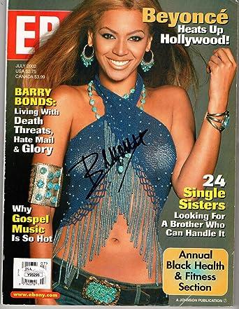 Beyonce ebony magazine