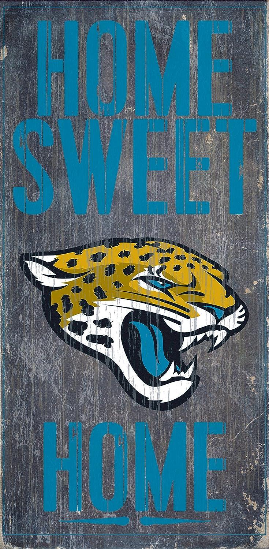 Amazon.com: 1 cartel de madera de Jacksonville Jaguars ...