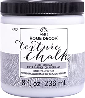 product image for FolkArt Texture Chalk Finish Paint, 8 oz, Dovetail