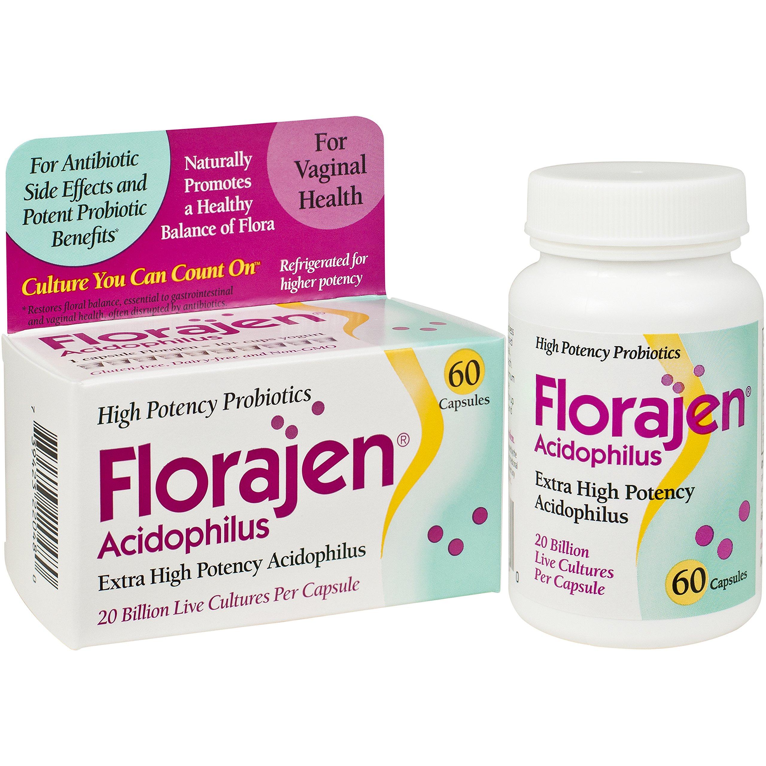 Amazon.com: Florajen Kids Probiotic Dietary Supplement ...