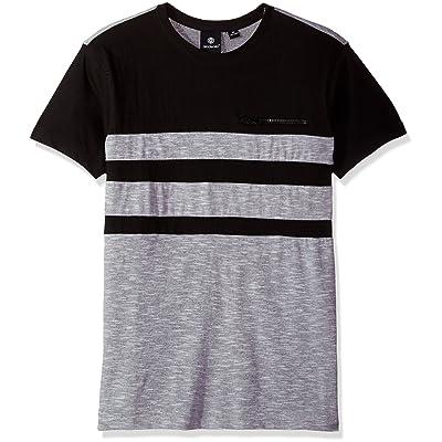 Akademiks Men's Frosted Fashion Tee Shirt: Clothing