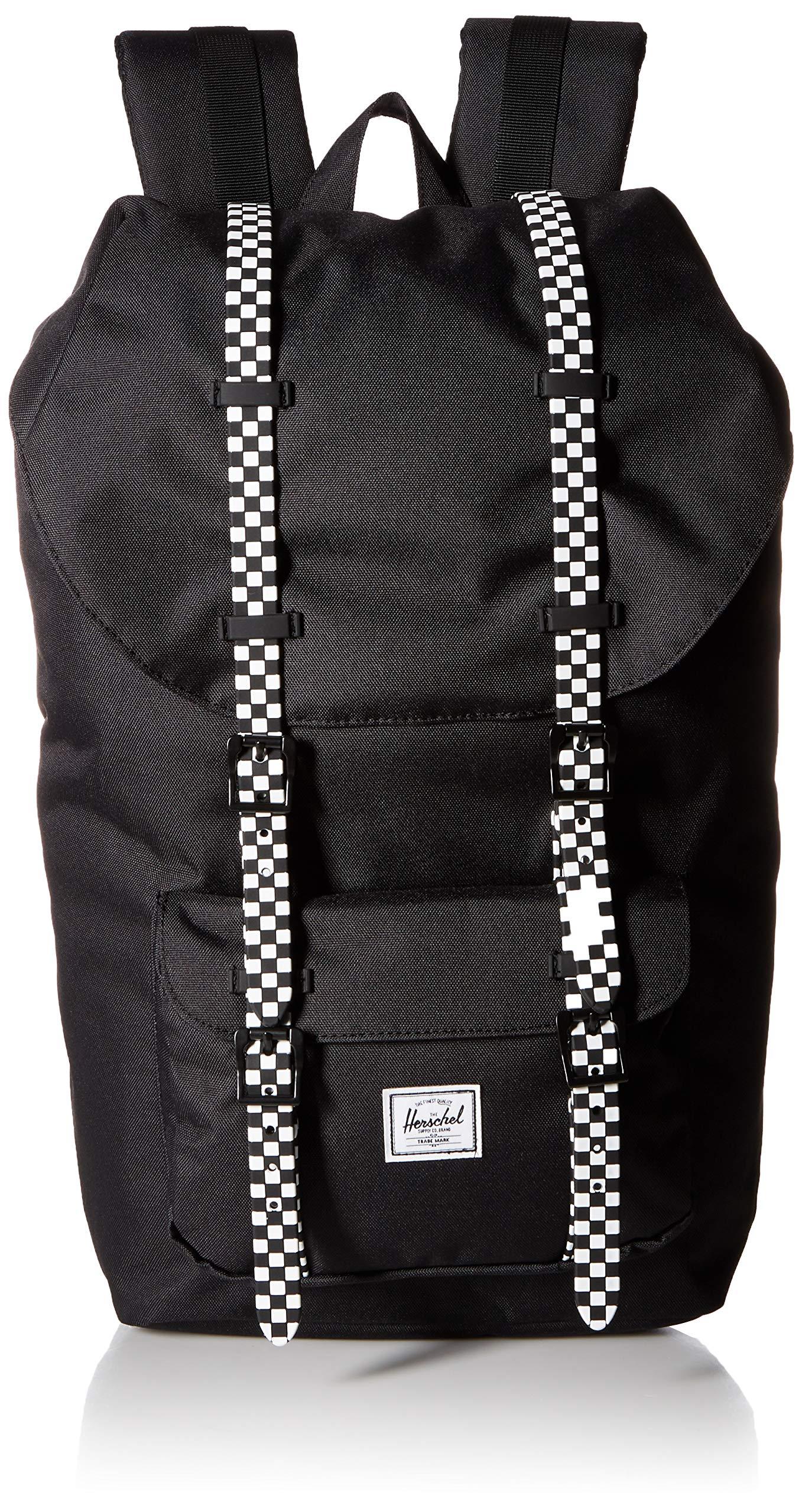 Herschel Little America Backpack Black/Checkerboard One Size