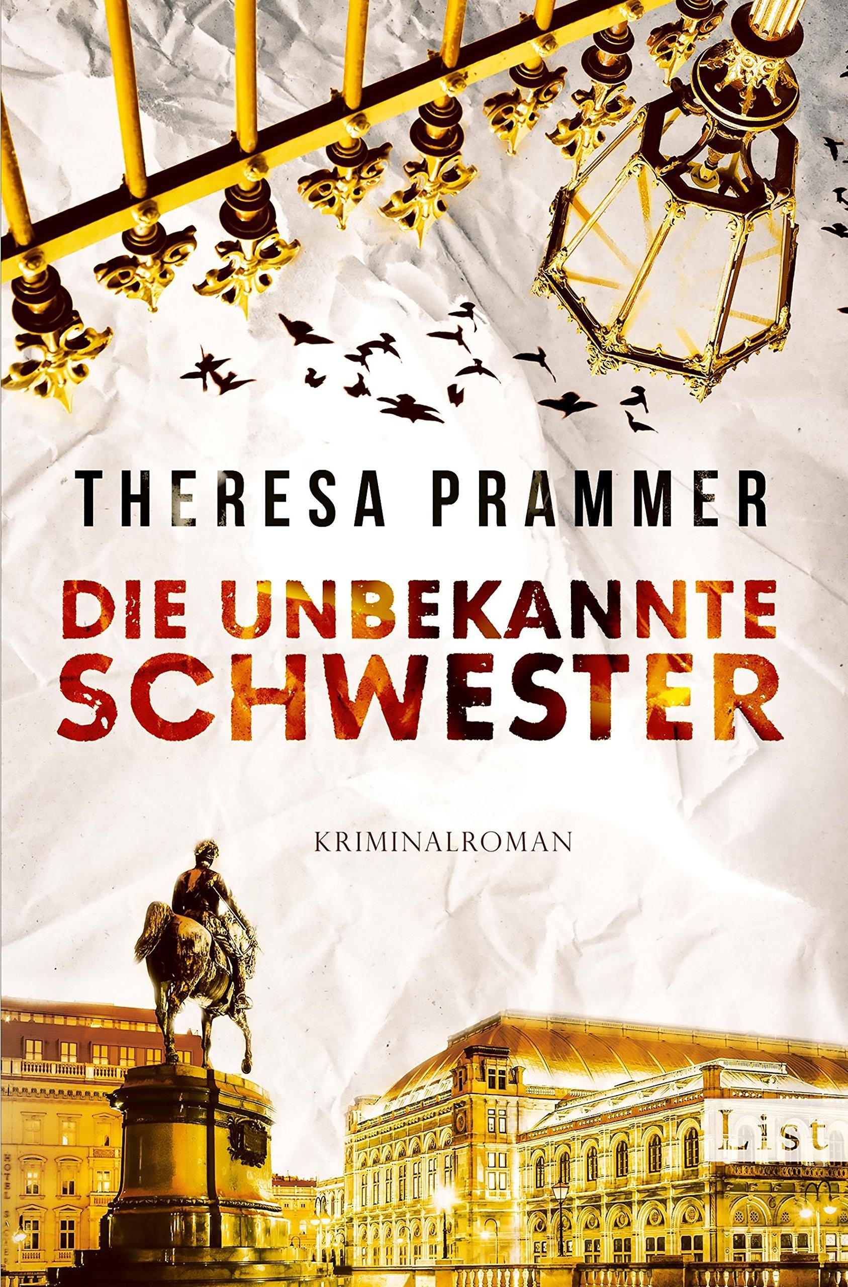 Die unbekannte Schwester: Kriminalroman (Ein Carlotta-Fiore-Krimi, Band 3)