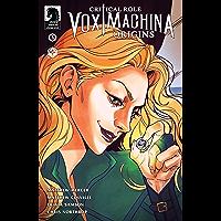 Critical Role: Vox Machina Origins #3 (English Edition)