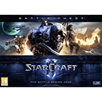 Starcraft II: Battle Chest [Importación Inglesa]