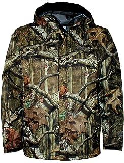 Columbia Mens Mossy Oak Early Season Windbreaker Realtree Camo Jacket New