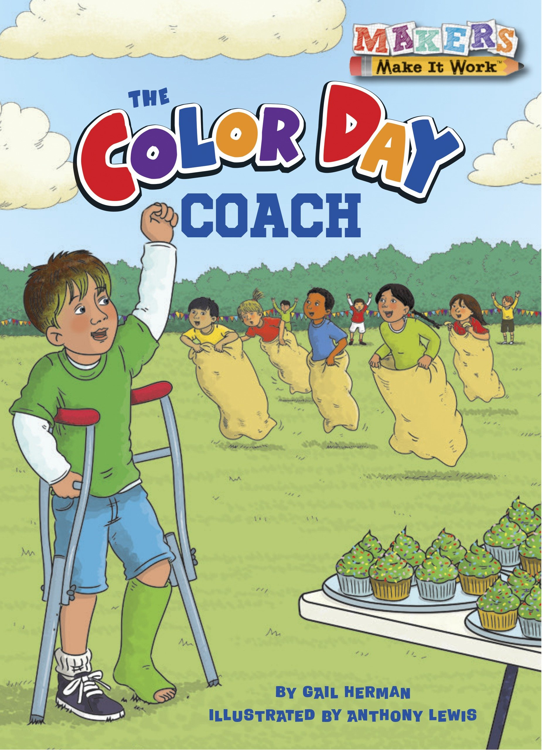 Amazon.com: The Color Day Coach (Makers Make It Work: Baking ...