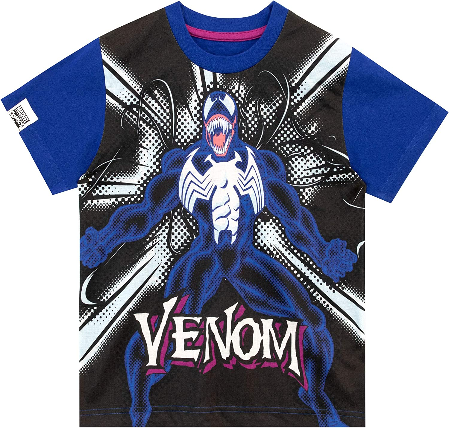 Marvel Boys Venom T-Shirt
