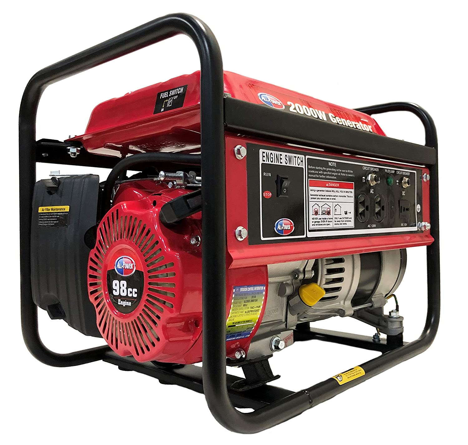 Top 10 Best Portable Generator (2020 Reviews & Buying Guide) 4