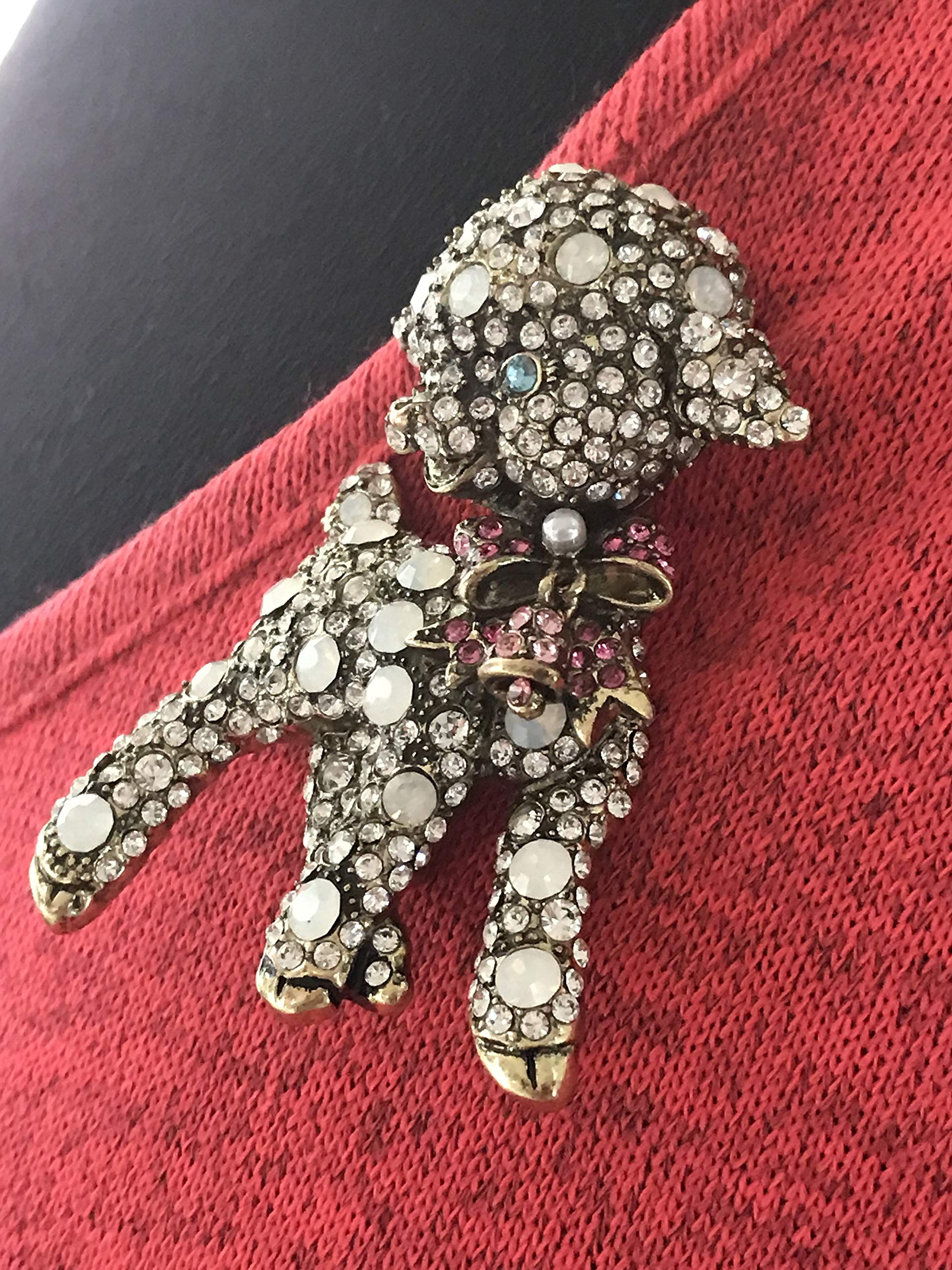 Heidi Daus Mairzy Doats Pavé Crystal Cutest Little Thing You'll See, Grab IT!!! by Heidi Daus (Image #3)