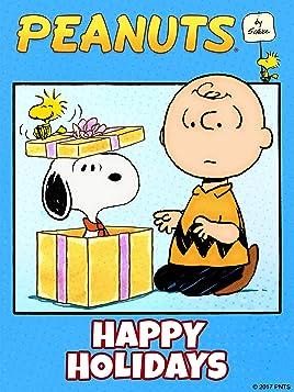 Amazon com: Watch Peanuts by Schulz Happy Holidays | Prime Video