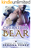 Operation Bear: Special Forces Shifter Romance Books 1-3