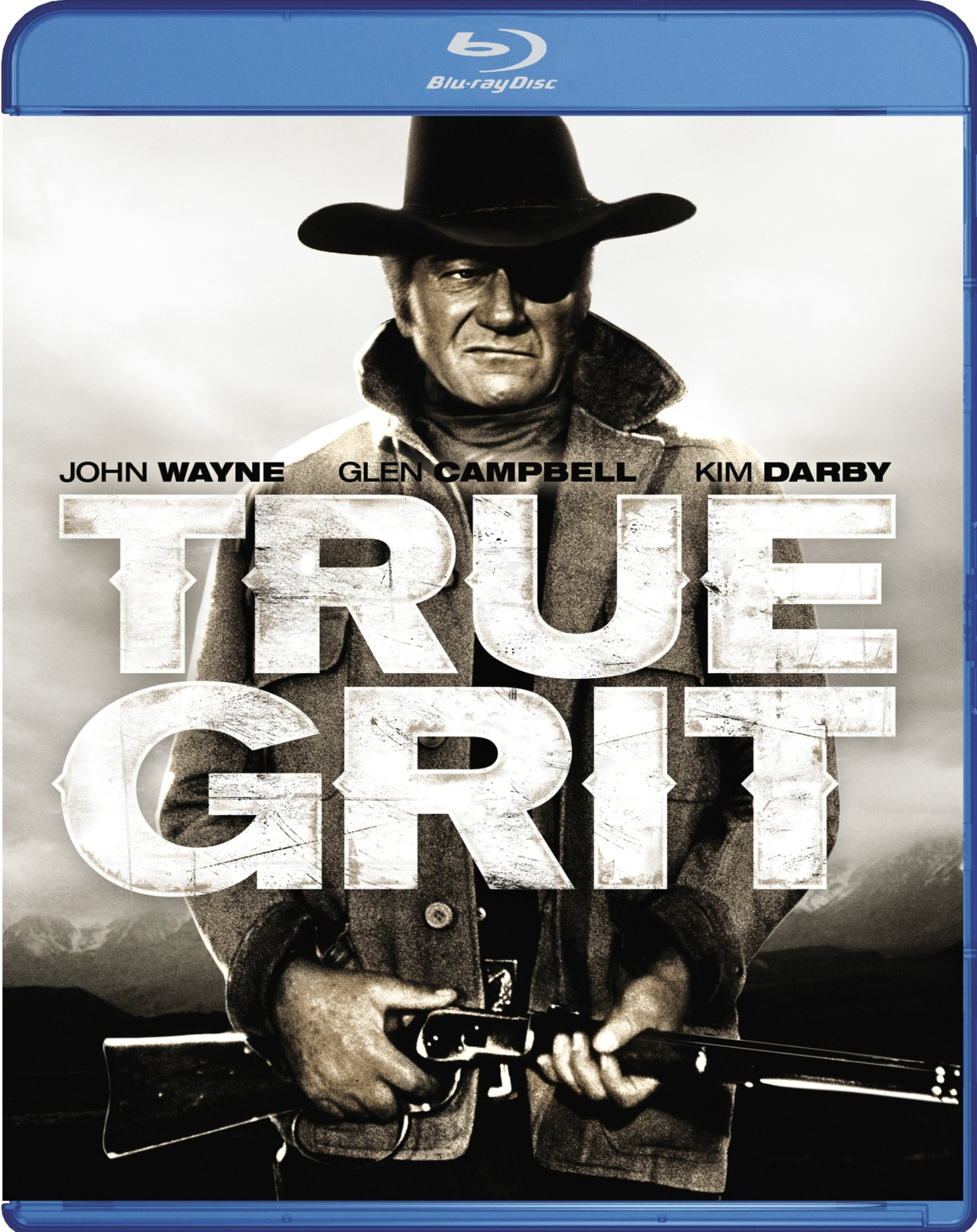 Blu-ray : True Grit (Subtitled, Dubbed, Dolby, AC-3, Digital Theater System)