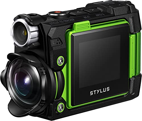 Olympus TG-Tracker with 1.5-Inch LCD
