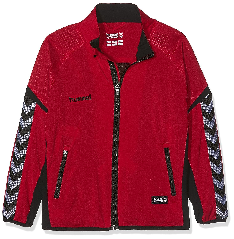 TALLA 140. hummel Niños AUTH. Charge Micro Zip Jacket Chaqueta