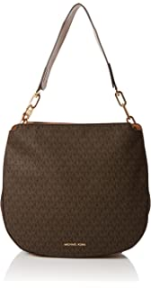 11c50cdfcdbc Michael Kors Women's Cynthia Shoulder Bag Black Schwarz (Black 001 ...
