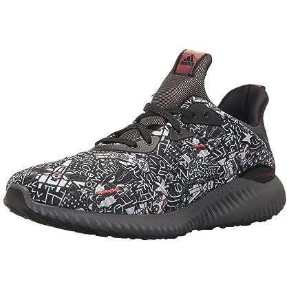 8f9e2dae0 adidas Boys  Alphabounce Starwars j Running Shoe