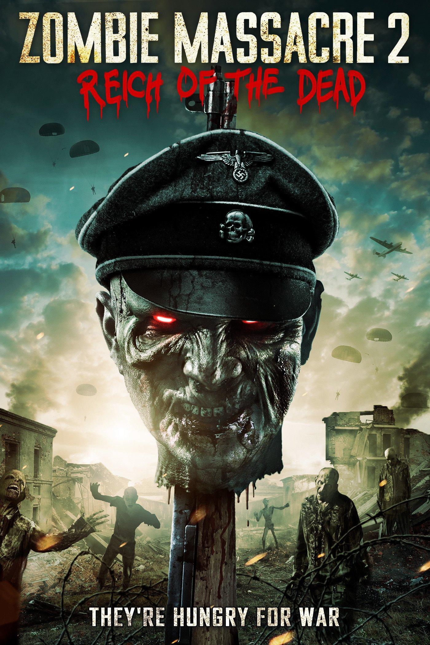 Amazon Com Watch Zombie Massacre 2 Reich Of The Dead Prime Video