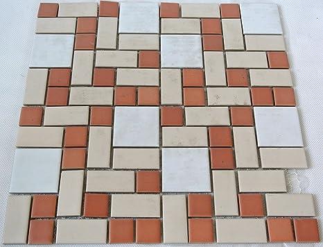 Piastrelle mosaico vetro mosaico bad mosaico piastrelle ceramica