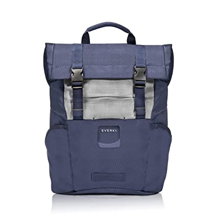 Amazon.com: Everki EKP161N ContemPRO Roll Top Laptop Backpack, up to