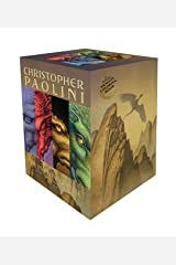 Inheritance Cycle 4-Book Trade Paperback Boxed Set (Eragon, Eldest, Brisingr, In (The Inheritance Cycle) Paperback