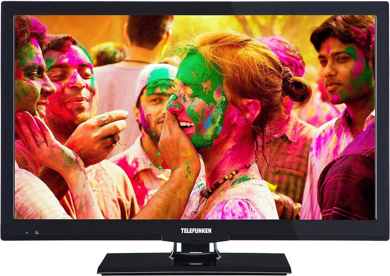 Telefunken 813446 xf22 a100 56 cm (22 pulgadas) televisor (Full HD, sintonizador triple): Amazon.es: Electrónica