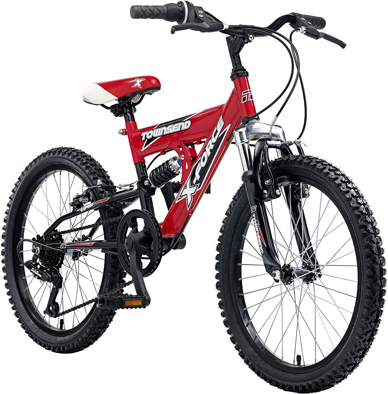 Townsend Xforce niño - Bicicleta de Doble suspensión para niño ...