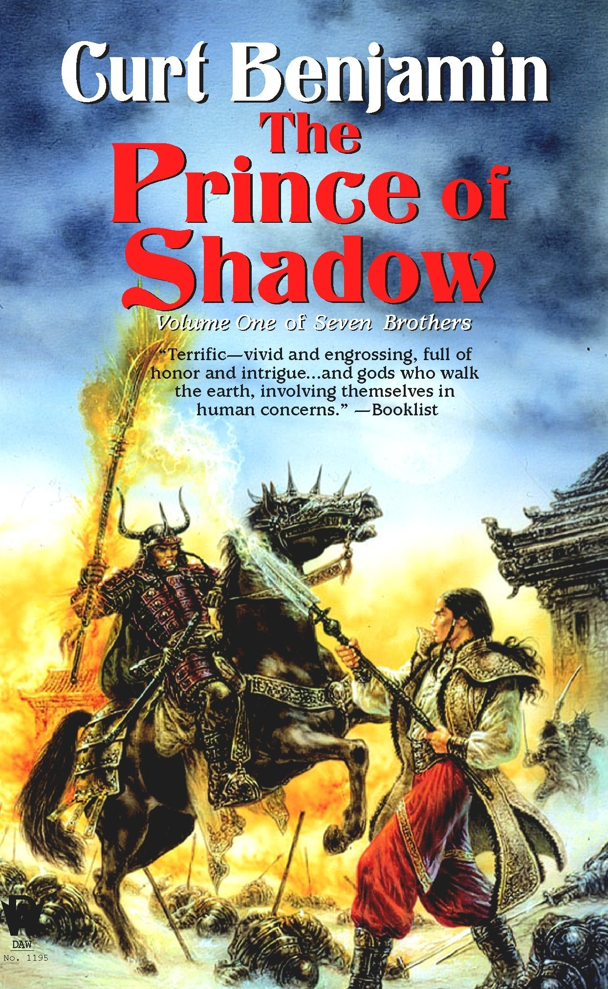 Read Online The Prince of Shadow (Seven Brothers) PDF
