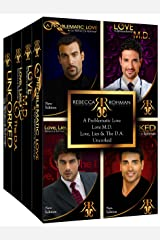 Rebecca Rohman Box Set: A Problematic Love, Love M.D., Love, Lies & The D.A. & Uncorked Kindle Edition
