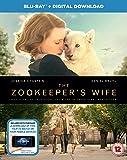 The Zookeeper's Wife BD + digital download [Edizione: Regno Unito]
