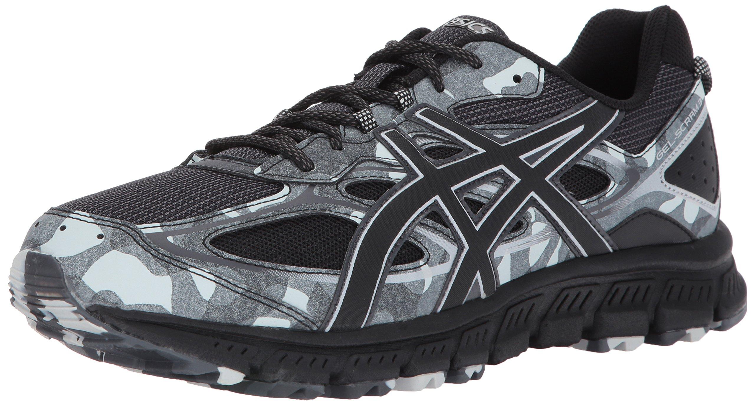 0e16b04ad5d3 ASICS Men s Gel-scram 3 Trail Runner - GEL-Scram 3-M   Running Shoes ...