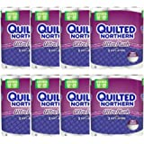 Quilted Northern Ultra Plush Toilet Paper, Pack of 48 Double Rolls (Four 12-roll packages), Equivalent to... (2 Pack(48 Double Rolls))
