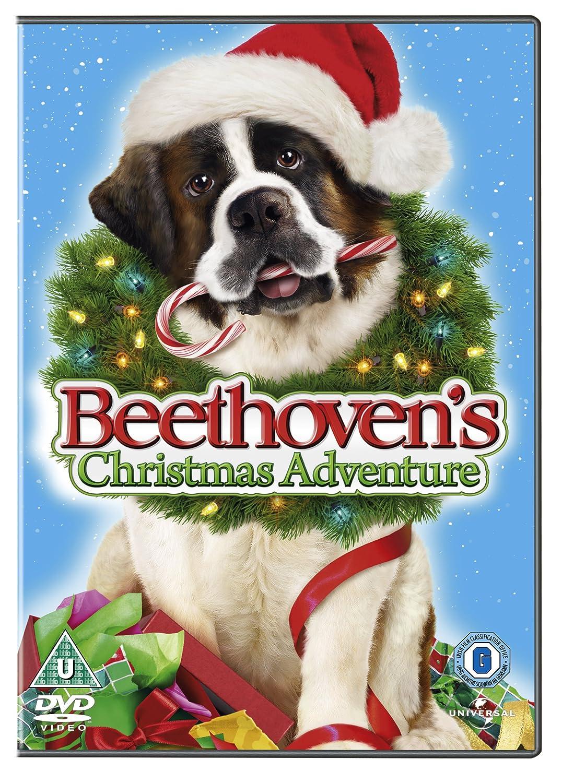 Beethoven's Christmas Adventure [DVD]: Amazon.co.uk: John Cleese ...