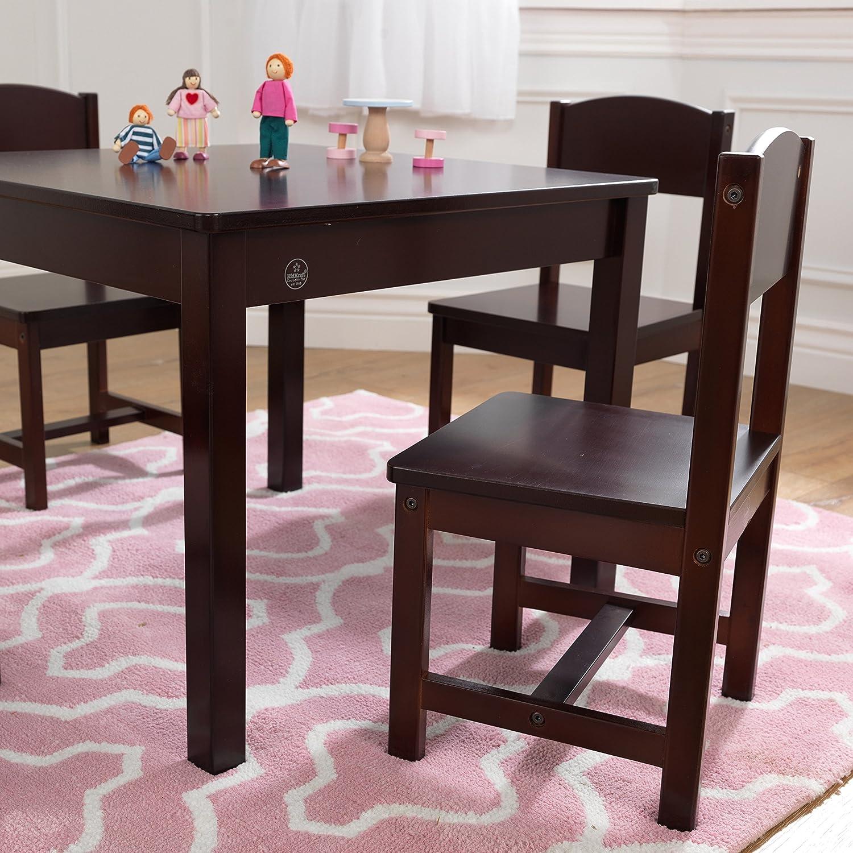 Amazon KidKraft Farmhouse Table and Chair Set Toys & Games