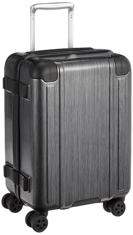 [バーマス] スーツケース スクエアプロ 40L 機内持込可 52 cm 3.3kg 60241 ブラック B01IQJRQA8