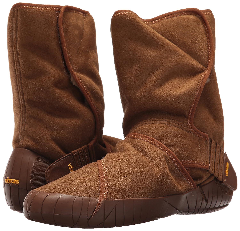 Vibram Vibram Vibram FiveFingers Unisex-Erwachsene Mid-Boot Classic Shearling Klassische Stiefel Braun (Camel Braun Camel Braun) 20b6b0