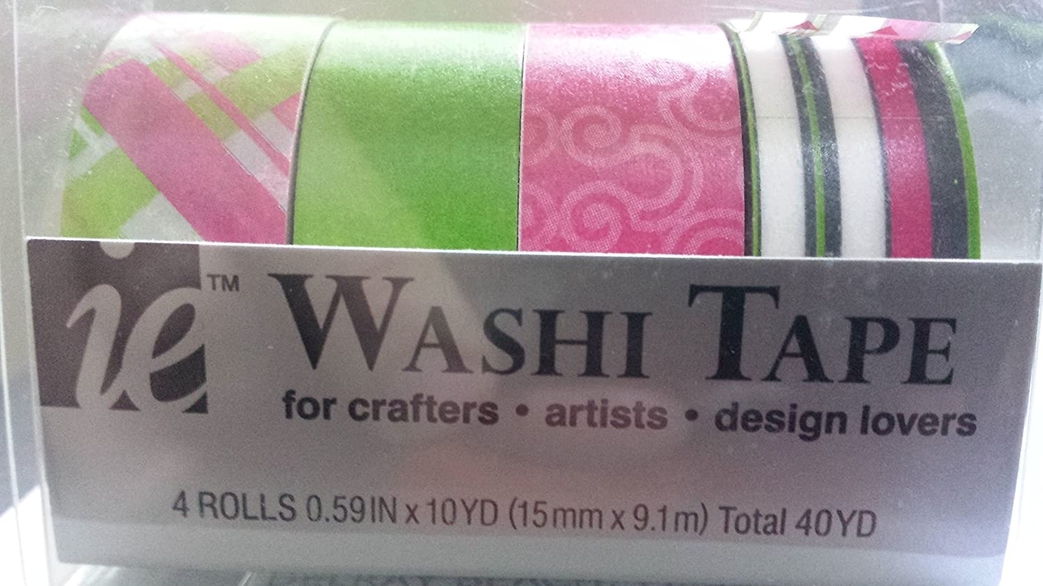 Washi Tape for Crafters Artists /& Design Lovers