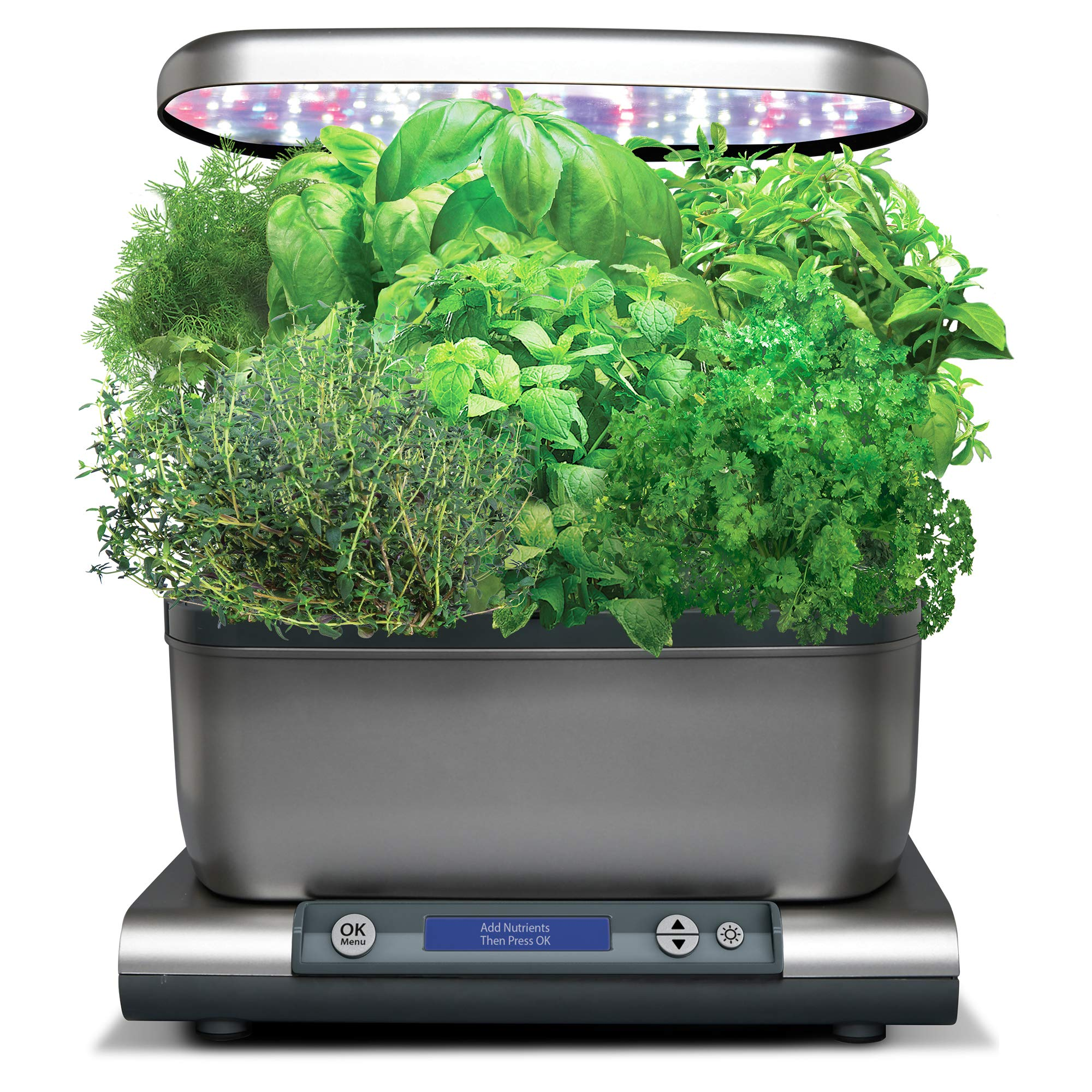 AeroGarden Harvest Grey by AeroGarden (Image #1)