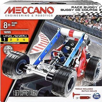MECCANO – 6043089 – Juego de construcción Buggy de Carreras ...
