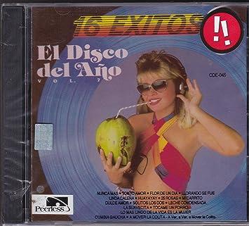 16 Exitos El Disco Del Ano Vol 7: Varios